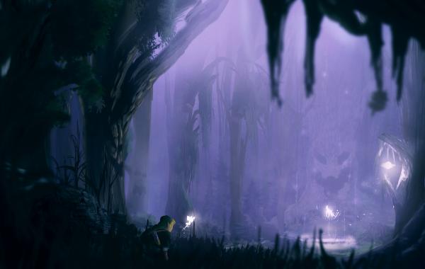 Lost woods Stillbild